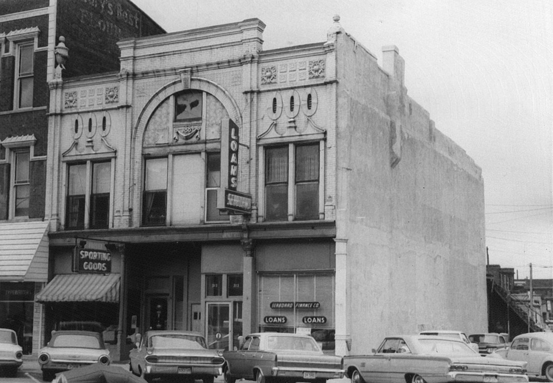 Bill S Auto Sales >> Columbus Indiana Pictures Of Revelopment Project I Downtown 1960's